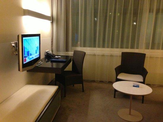 Radisson Blu Hotel, Luzern: Номер