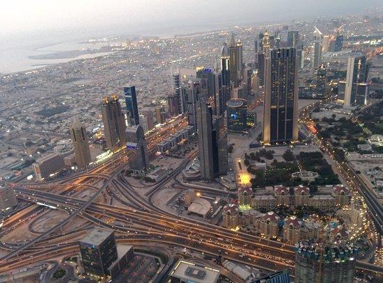 Burj Khalifa: At The Top