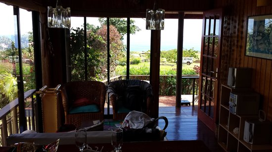 Cabanas Mana Ora : La cabaña