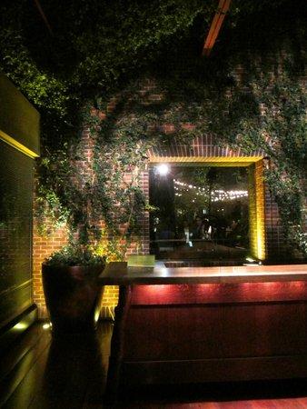 Hudson Hotel New York : Ingresso