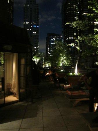 Hudson Hotel New York: Bar