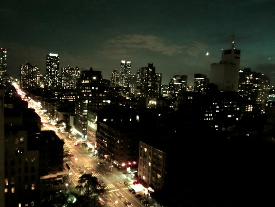 Hudson Hotel New York: Che vistaaaa