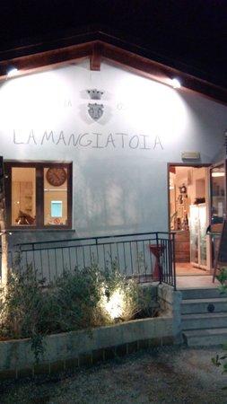 Quarrata, Italien: pizzeria osteria La Mangiatoia
