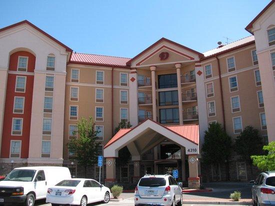 Drury Inn & Suites Albuquerque North: Great Hotel