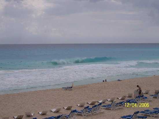 Hacienda Tres Rios : nice wave for the Caribbean