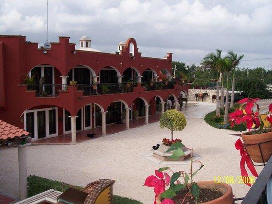 Hacienda Tres Rios : Hacienda for Horseback