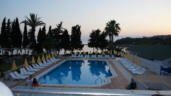 Incekum Su Hotel: pool