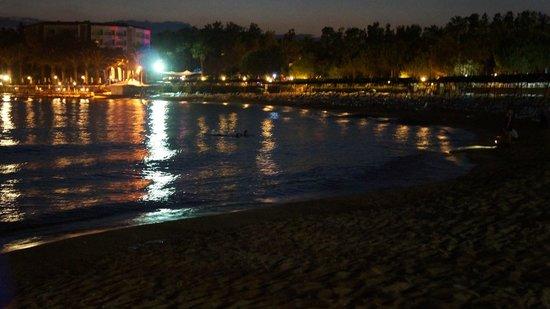 Incekum Su Hotel: evening