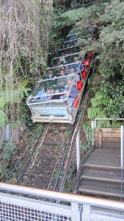 The Three Sisters : Incline railway