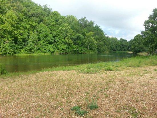 River's Edge Resort: Beautiful area