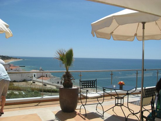 Vila Sao Vicente Boutique Hotel: view from terrace