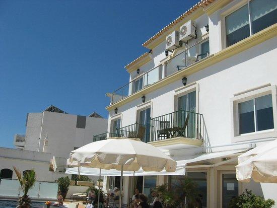 Vila Sao Vicente Boutique Hotel: hotel