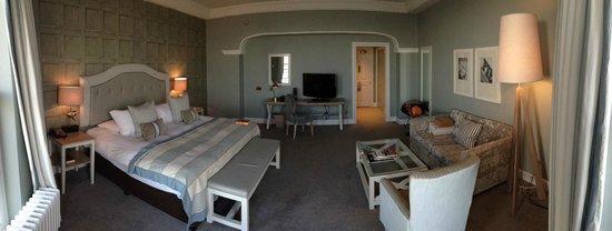 The Grand Brighton: Deluxe Sea View Room