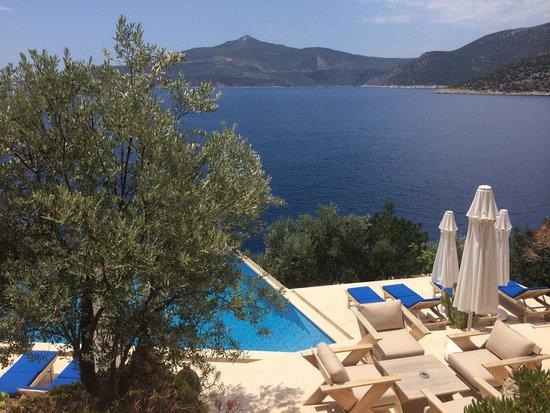 Hotel Villa Mahal: Beautiful views