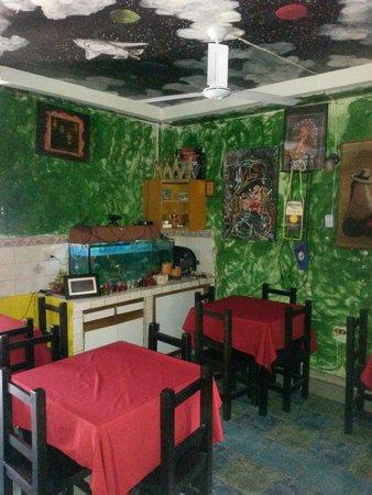 Guazapa, El Salvador: Bonito lugar muy diferente s otros y buen sazon