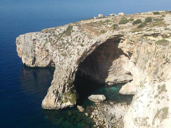 Blue Grotto (Il-Hnejja) : El Arco del Mar