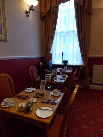 The White Swan Hotel by Compass Hospitality: Dining room for Breakfast