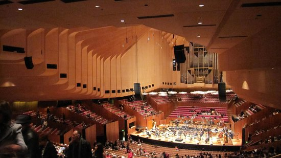 Sydney Opera House : Concert Time