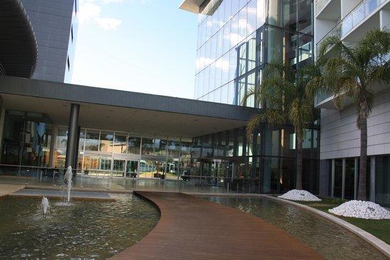 Lagoas Park Hotel: Hotel