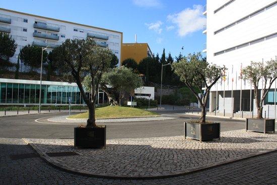 Lagoas Park Hotel: Esterni