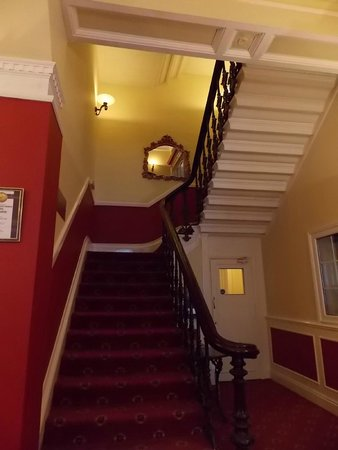 The White Swan Hotel by Compass Hospitality: stair case