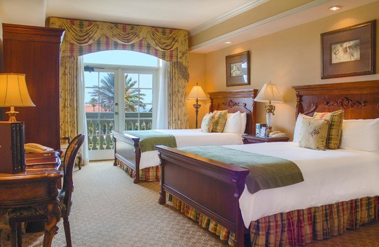 Ponte Vedra Inn & Club: Historic Inn Room