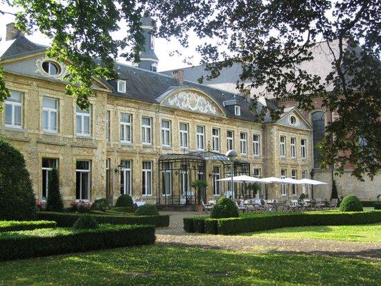 Chateau St. Gerlach: Het hoofgebouw, prachtig