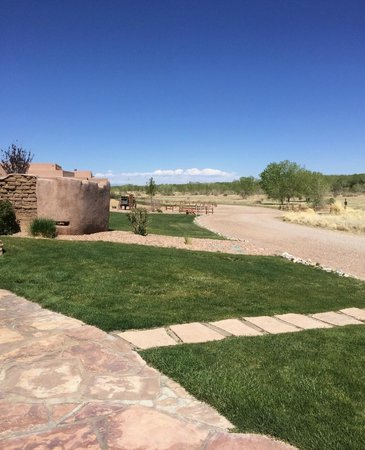 Hyatt Regency Tamaya Resort & Spa: View from the Sunrise Amphitheater