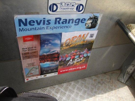 Nevis Range Mountain Experience: Nevis Range