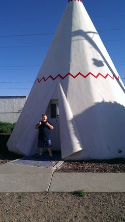 Wigwam Motel, Route 66 must see!