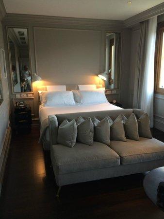 Portrait Firenze : Master bedroom