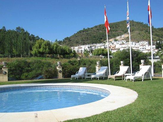 Gran Hotel Benahavis: Lower pool