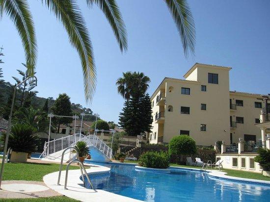 Gran Hotel Benahavis: Hetel rooms