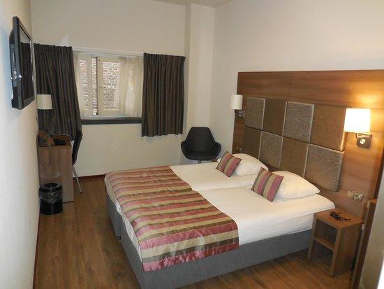Hotel Cordial: Der schöne Ausguck :-)