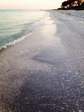 Sundial Beach Resort & Spa: Sunset