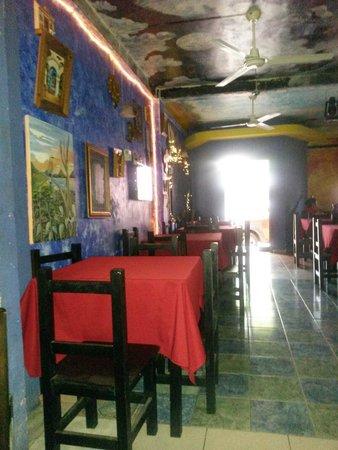 Guazapa, El Salvador: Interor