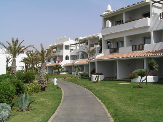 ClubHotel Riu Tikida Dunas: View of the apartments