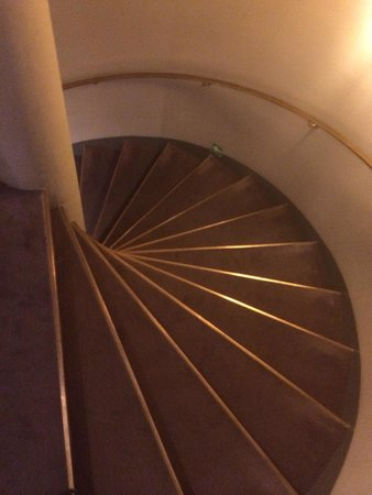 Clarion Collection Hotel Wellington: Stairs