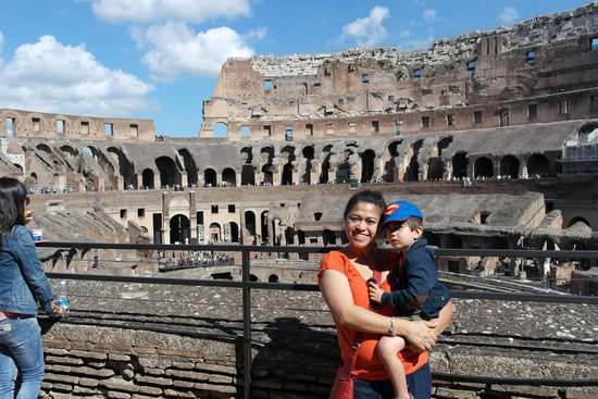 Rome Tours With Kids by Maria Rita: Colosseo
