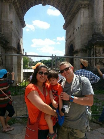 Rome Tours With Kids - Private Tours : Roman Ruins Tour