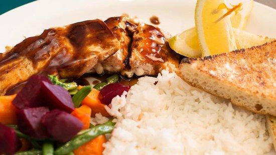 Sassy's: Dinner