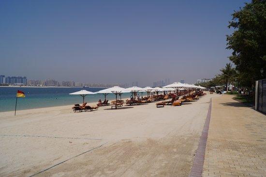 Jumeirah Zabeel Saray: Beach View