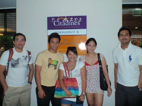 Citadines Sukhumvit 8 Bangkok: Citadine's entrance