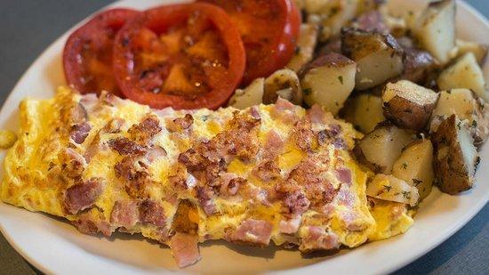 Sassy's: Omelette