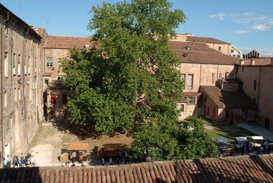 Hotel Annunziata: Medieval Fair, Giardino delle Duchesse