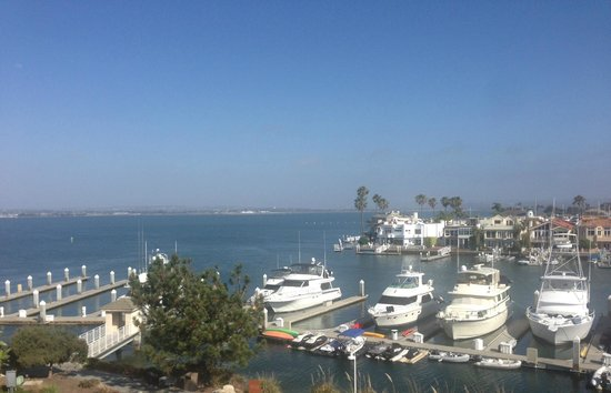 Loews Coronado Bay Resort : View from Building 5
