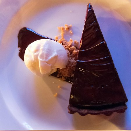 The Witchery by the Castle: Chocolate Dessert
