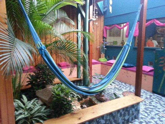 Hotel Kaps Place : ZONA DE DESCANSO