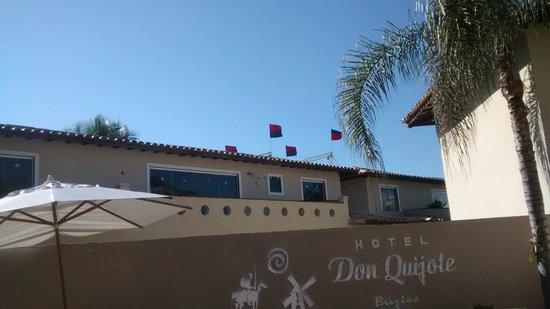 Hotel Don Quijote: Área do hotel