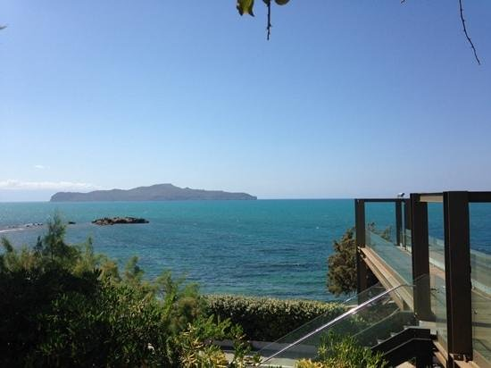 Panorama Hotel - Chania : the view from room 1002